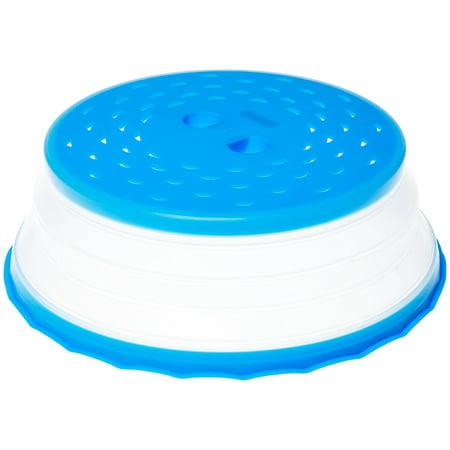 Handy Gourmet Collapsible Microwave Shield Walmart Com