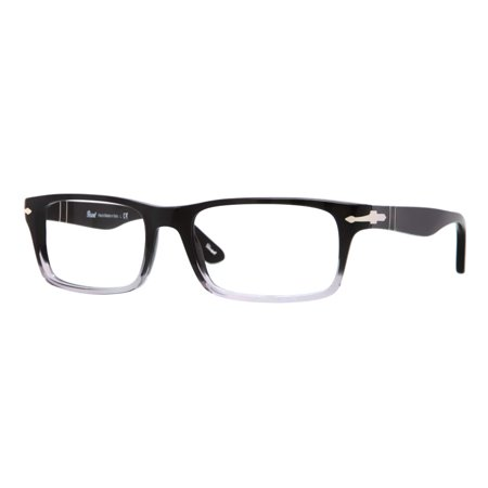 PERSOL Eyeglasses PO 3050V 966 Black 53MM