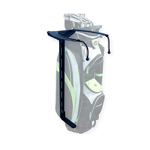 Koova Golf Bag Storage Rack Wall Mount, Golf Bag Garage Storage