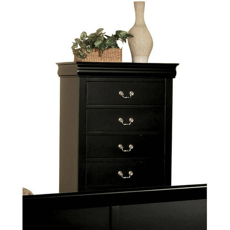 Acme Furniture Louis Philippe III Chest with Five Drawers, Multiple Finishes ()