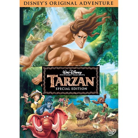 Tarzan (Special Edition) - Tarzan Movie Adult
