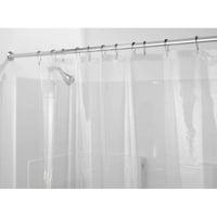 Product Image InterDesign EVA 55 Gauge Shower Curtain Liner Standard 72 X
