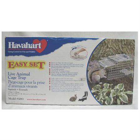 Havahart Cage Trap - Easy Set / R elease Cage Trap