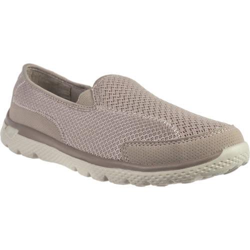 Danskin Now Women's Memory Foam Slip-on Athletic Shoe by
