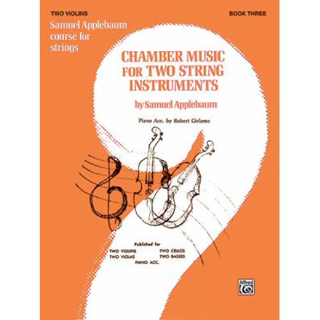 Chamber Music for Two String Instruments for Violin