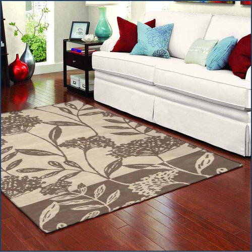 Spaces Home and Beyond Lady Lace Accent Rug