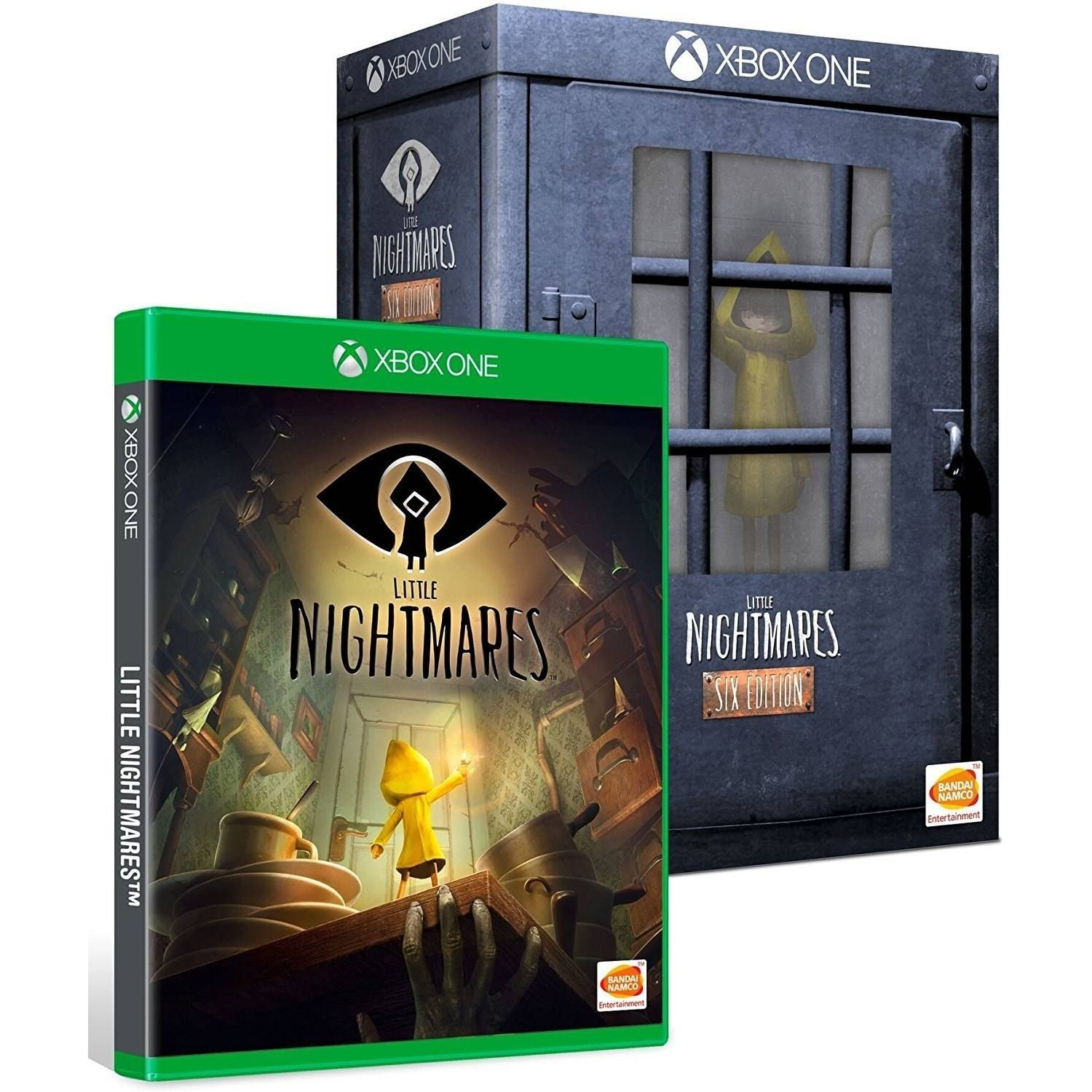 Little Nightmares: Six Edition (Xbox One)