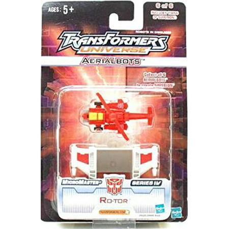 Hasbro Transformers: Universe MicroMasters - Ro-Tor - image 1 de 1