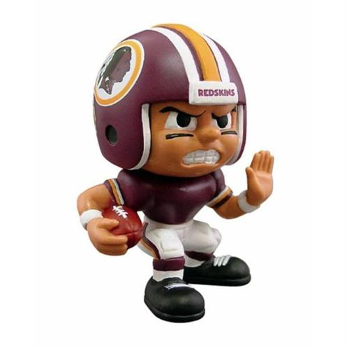 Party Animal PAR-LR2WA Washington Redskins NFL Lil Teammates Vinyl Runningback Sports Figure - 2 3-4 Tall - Series 2