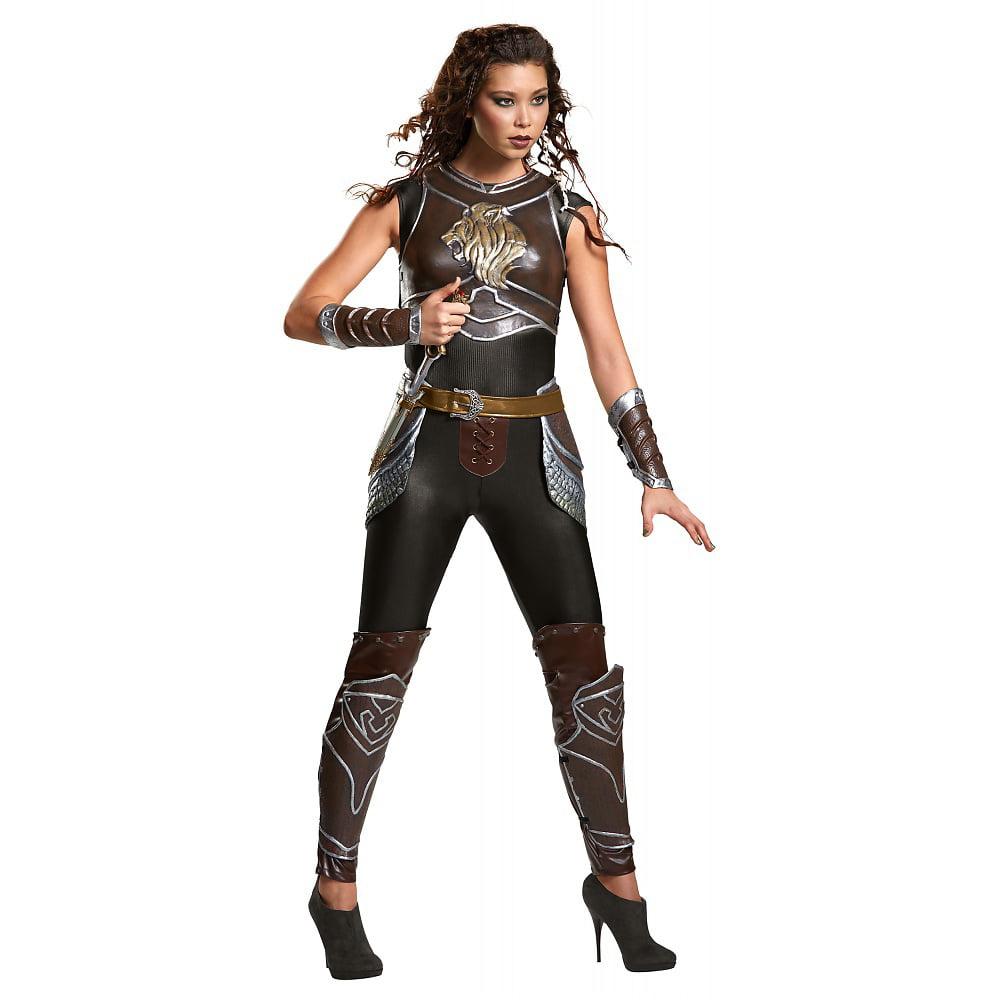 Disguise Inc Garona Prestige Adult Costume - Large