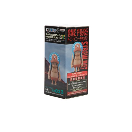 One Piece World Collectible Figure Film Z FZ012 - Tony Tony Chopper - One Piece Chopper Premium Figure Halloween