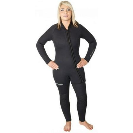Storm Women's 7mm 2 Piece Step-In Scuba Wetsuit