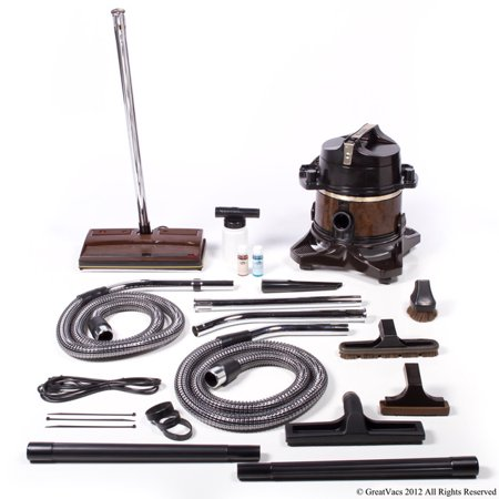 Reconditioned Rainbow Canister Bagless Pet D4 Vacuum Cleaner With extras