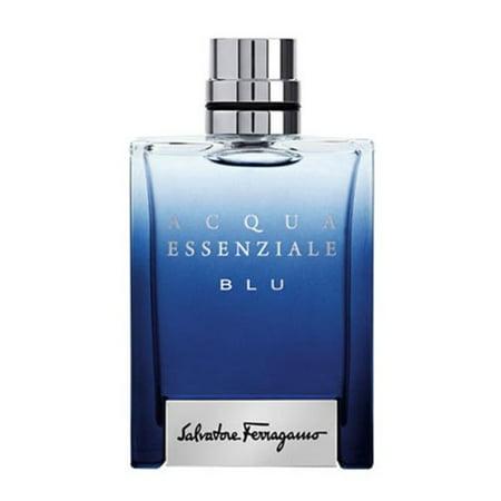Ferragamo Acqua Essenziale Blu 3.4 OZ Mens Fragrance Spray - image 2 of 3