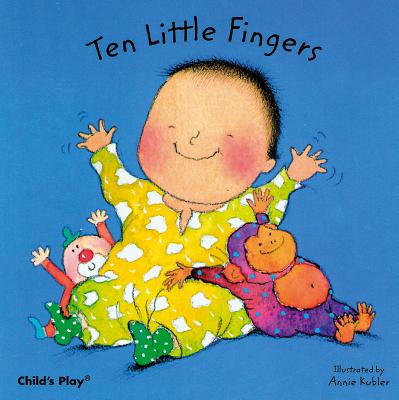 10 Little Fingers (Board Book)