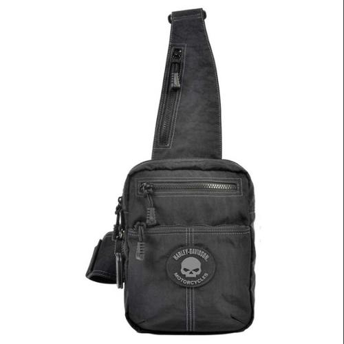 Harley-Davidson Rally Half pack, Willie G Skull Rubber Pa...