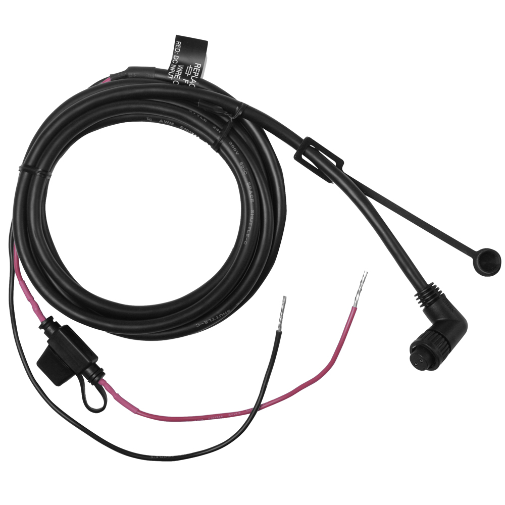 GARMIN POWER CABLE RIGHT ANGLE 4010 4210 5015 5215