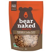 Bear Naked Granola Cacao and Cashew Butter Soft Baked Granola Gluten Free 11 oz