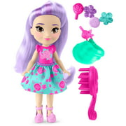 Nickelodeon Sunny Day Pop-In Style Hair Play Dolls with Accessories, Charm Blair