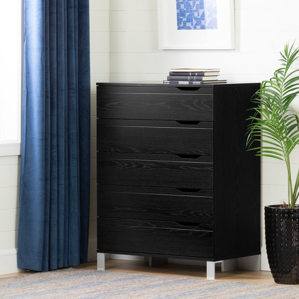 South Shore Kanagane 5-Drawer Chest, Multiple Finishes