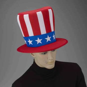 PATRIOTIC TOP HAT - Patriotic Top Hat