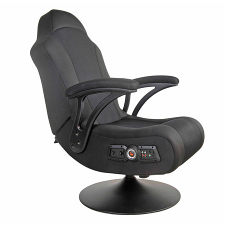 Astounding X Rocker X Pro 300 Black Pedestal Gaming Chair Rocker With Caraccident5 Cool Chair Designs And Ideas Caraccident5Info