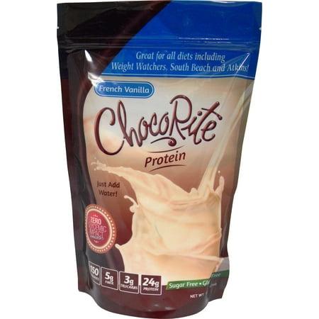 HealthSmart Foods ChocoRite  Protein, 14.7 oz (Best Healthy Protein Foods)
