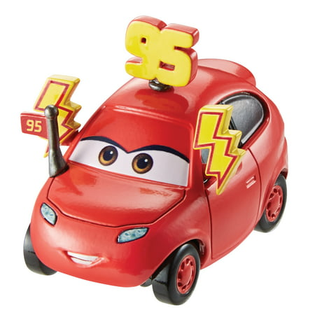 Disney Pixar Cars 3 Kin Fan Die Cast Vehicle With Accessory