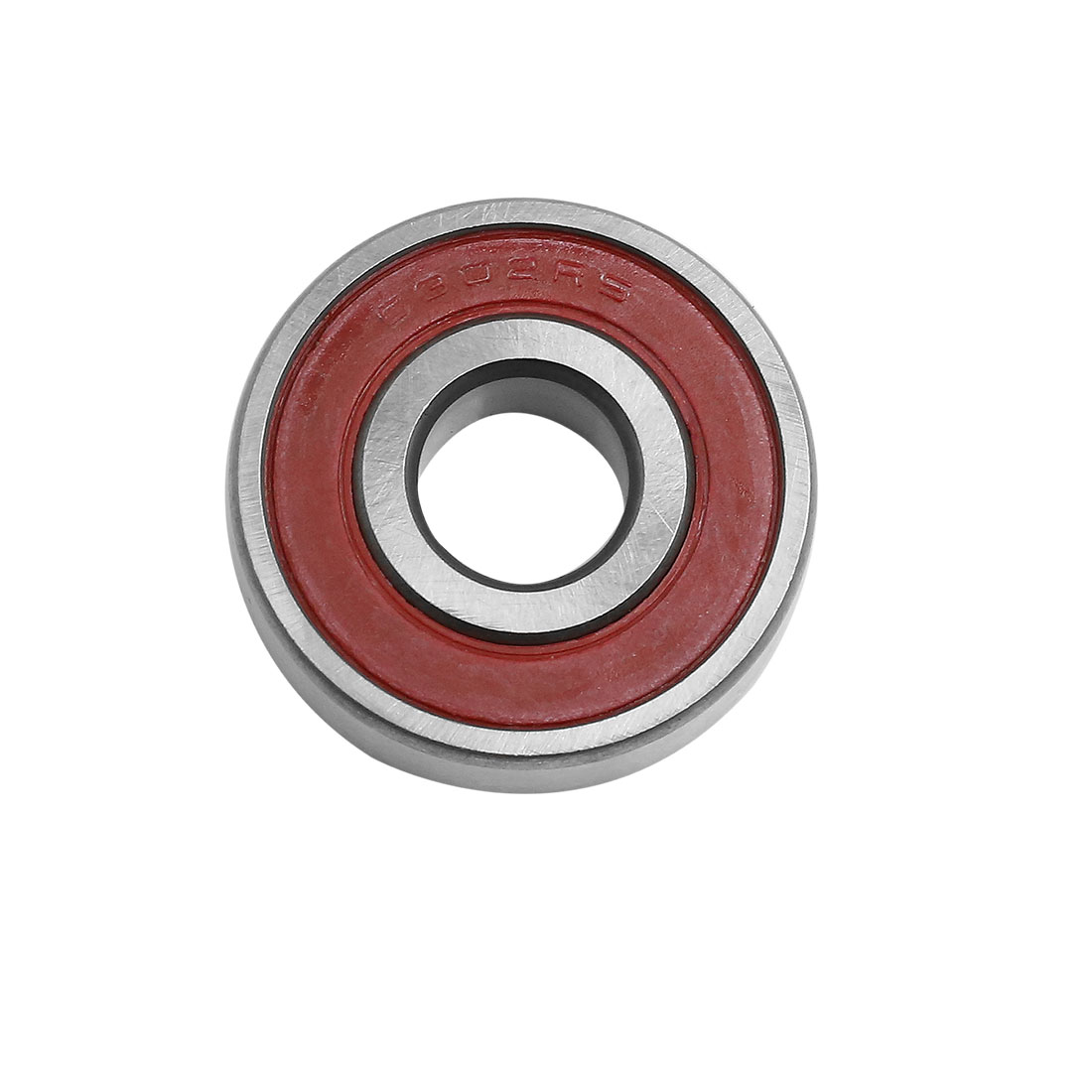 Universal 6302RS Deep Groove Rubber Sealed Shielded Ball Bearing 42 x 15 x 13mm - image 1 of 2