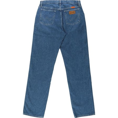 Wrangler Men's Wrangler Blue Fr Cool Vantage Regular Fit Jeans -