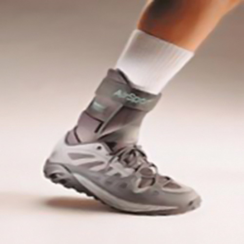 Aircast Airsport Ankle Brace, Left And Medium For Women: 9 - 11 1/2 Inches, Men 7 1/2 - 9 Inches - 1 Ea