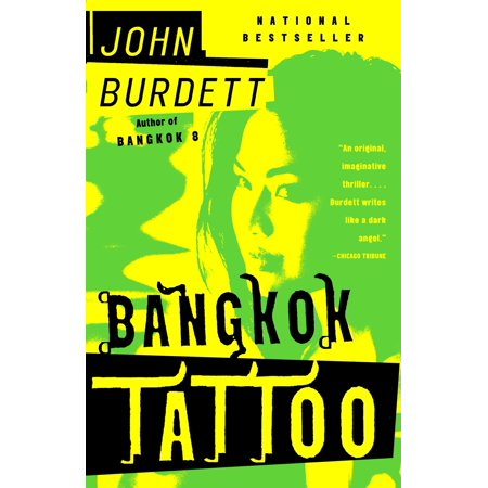 Bangkok Tattoo : A Royal Thai Detective Novel (2)