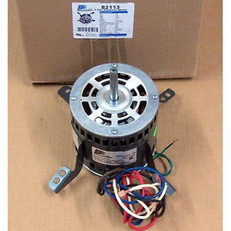 - 82113 Blower Fan Motor for Carrier Bryant Payne HC45TE113 5KCP39PGV623C 3/4 HP