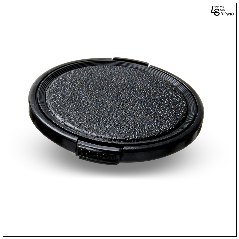 67mm Durable Plastic Snap-On Side Pinch Universal Protective Lens Cap for Nikon, Canon, and Sony DSLR Cameras by Loadstone Studio WMLS1191