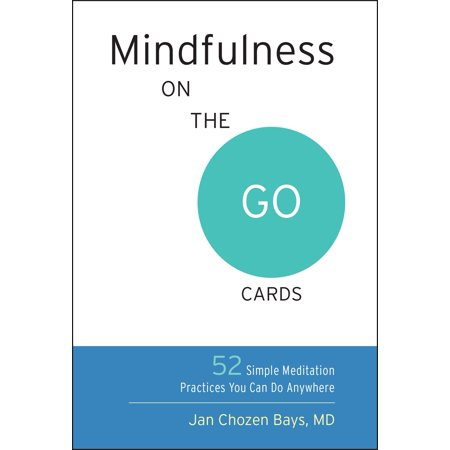 Mindfulness on the Go Cards : 52 Simple Meditation Practices You Can Do Anywhere - Occult Practices On Halloween
