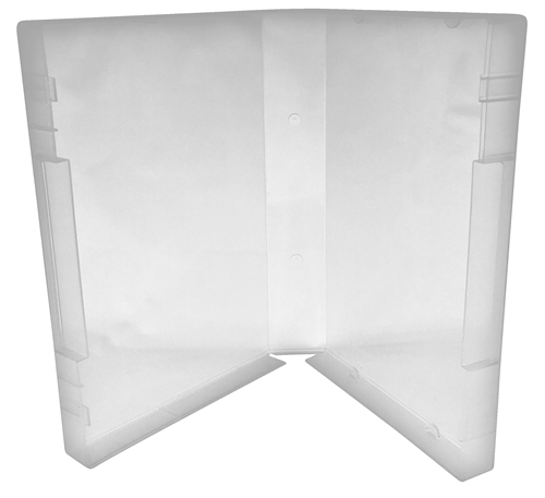 CheckOutStore 120 Clear Storage Cases 35mm for Rubber Sta...