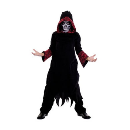 Disguise Boys Reaper Halloween Costume Grim Reaper Robe