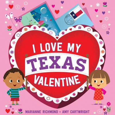 I Love My Texas Valentine