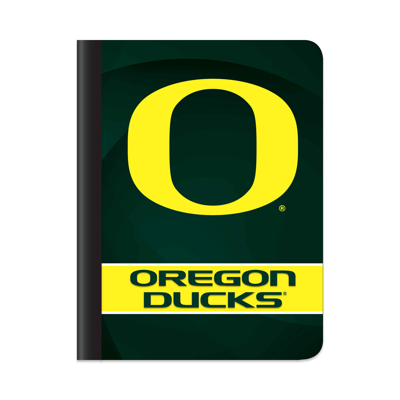 Oregon Ducks Comp Book Or Ducks-classic