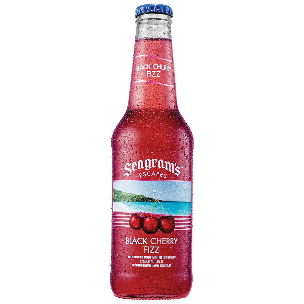 Seagram's Escapes Black Cherry Fizz Cocktail, 11.2oz