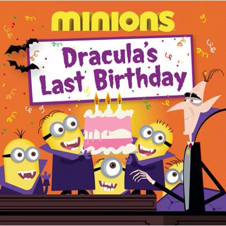Minions: Dracula's Last Birthday (Charlie Brown And Lucy Halloween)