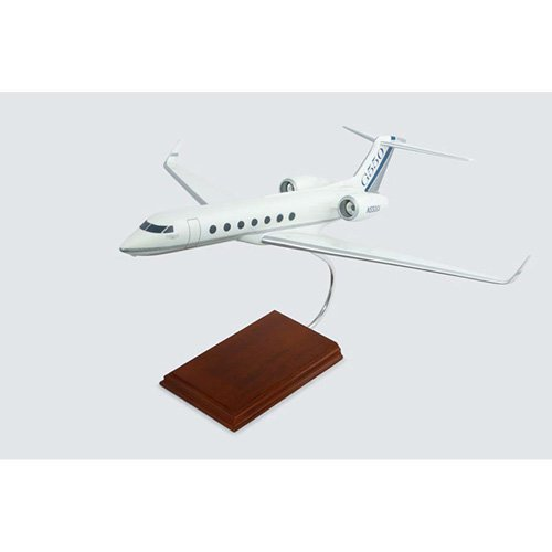 Daron Worldwide Gulfstream 550 Gulfstream Model Airplane by Toys and Models Corp