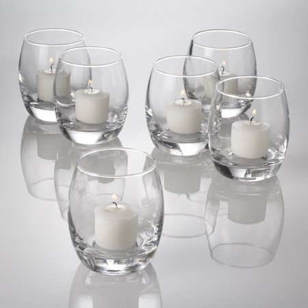 Grand Hurricane (Eastland Votive Candle Holder Grande Hurricane Set of)