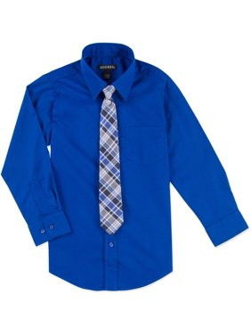 6ef3a8056 Product Image George Boys Packaged Dress Shirt-Tie