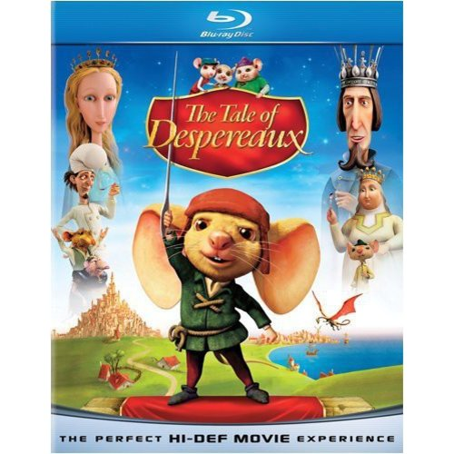 The Tale Of Despereaux (Blu-ray) (Widescreen)