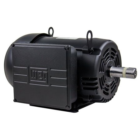 Nema 215t Frame (7.5 HP Air Compressor Duty Electric Motor 215T Frame 1760 RPM Single Phase)