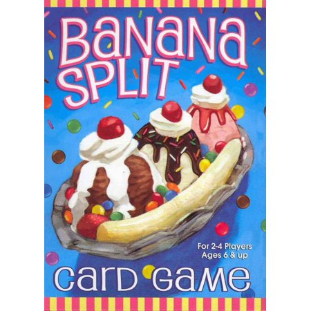 Banana Split Card Game for $<!---->