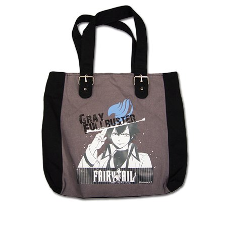 Fairy Tail Bag (Tote Bag - Fairy Tail - New Gray Fullbuster Toys Anime Hand Purse)