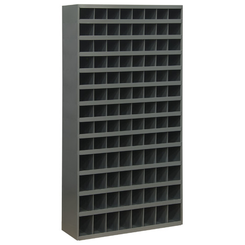 Durham Manufacturing 64.5'' H x 33.75'' W x 12'' D Opening Parts Tall Bin Cabinet