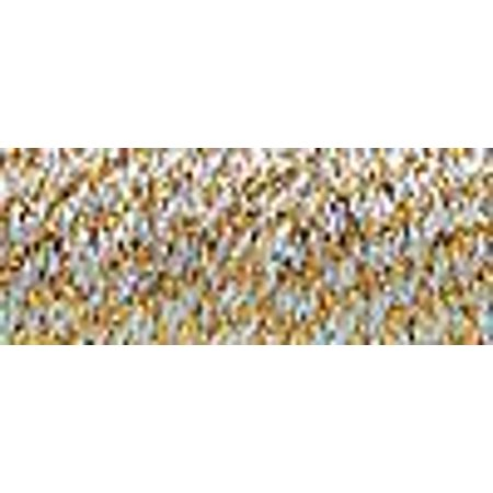 Kreinik Very Fine Metallic Braid #4 12yd-Topaz - image 1 of 1